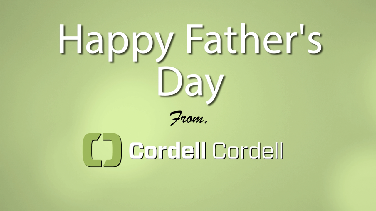 Happy Father's Day From Our Sponsor